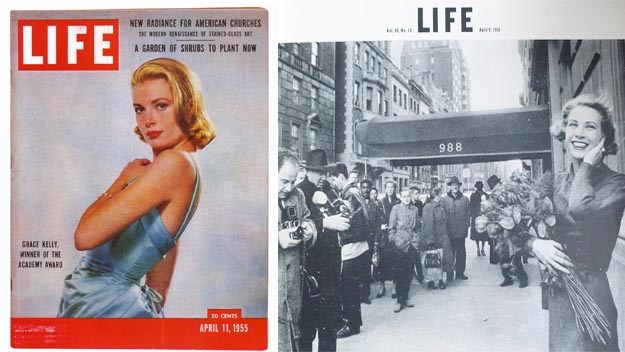 LIFE celebrates Grace Kelly's 85th birthday with rarely seen photos