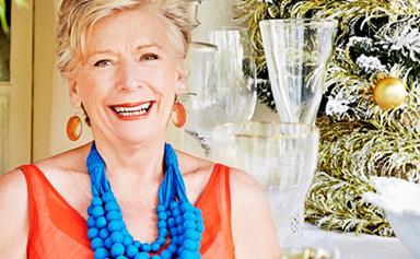How to make Maggie Beer's Christmas buffet