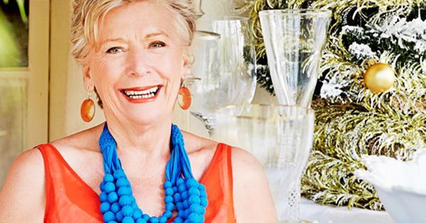 Maggie Beer's Christmas Buffet | Australian Women's Weekly