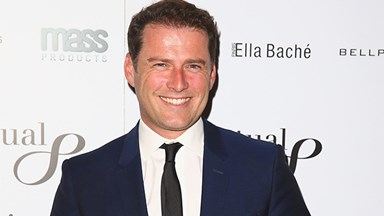 Women are to blame for Karl Stefanovic wearing the same suit for a year