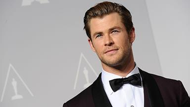 Chris Hemsworth is People Magazine's Sexiest Man Alive!