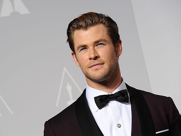 Hunky Aussie Chris Hemsworth is People's Sexiest Man Alive of 2014.