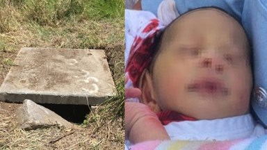 Mother of baby found in a Sydney drain refused bail