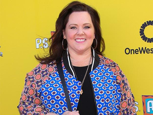 Melissa McCarthy attends the P.S. ARTS Express Yourself 2014 earlier this month.
