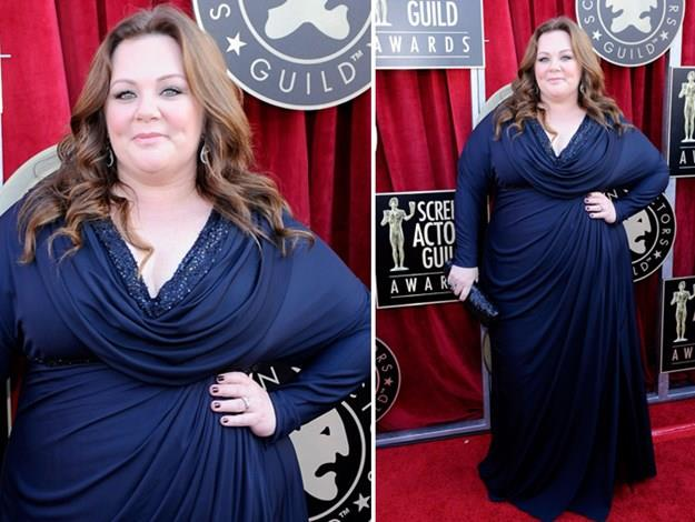 Melissa McCarthy has found success in Hollywood through her television show Mike & Molly and films like Bridesmaids.