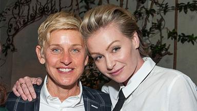 Ellen DeGeneres and Portia de Rossi celebrate 10th anniversary