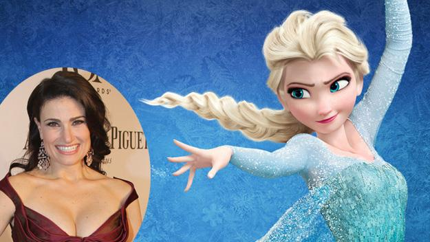 Broadway star and voice of Elsa, Idina Menzel says Frozen 2 is in the works