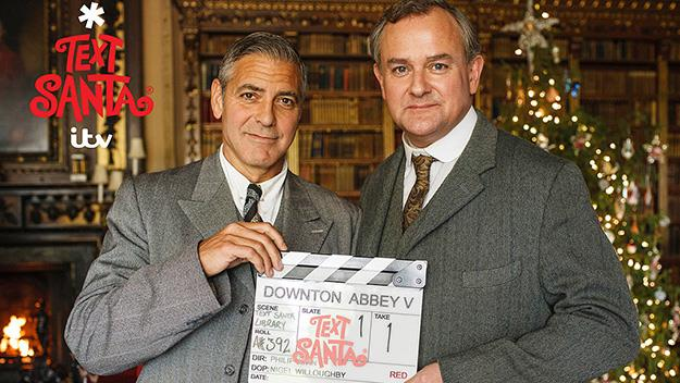 George Clooney to star in Downton Abbey