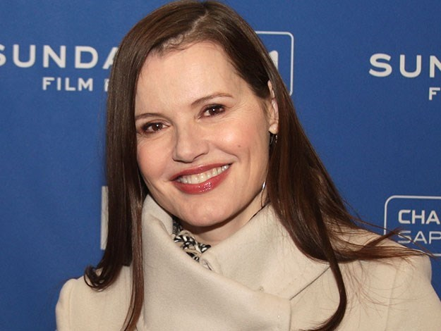 Geena Davis: Geena Davis proposed a two-step plan to sort out Hollywood's women problem in an article for the Hollywood Reporter she wrote: step one, change a bunch of character names to female names and step two, in a crowd scene, make half the extras women. Simple!