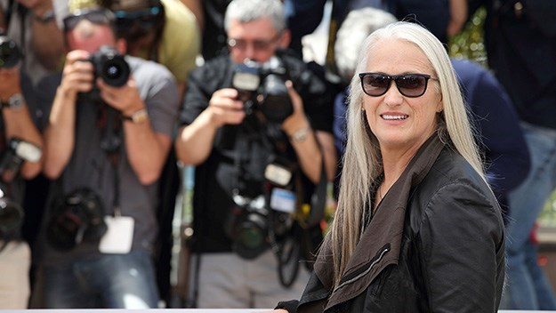 Jane Campion 'There is some inherent sexism in the industry. It feels very undemocratic and women do notice.Time and time again we don't get our share of representation.'