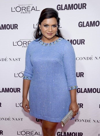 "Mindy Kaling: In an interview with Lena Dunham for Tavi Gevinson's Rookie magazine: ""More than half the questions I am asked are about the politics of the way I look. What it feels like to be not skinny/dark-skinned/a minority/not conventionally pretty/female/etc. It's not very interesting to me, but I know it's interesting to people reading an interview."""