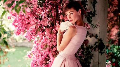 Rare pictures of Audrey Hepburn go on show