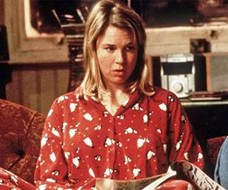 Bridget Jones, patron saint of the broken hearted.