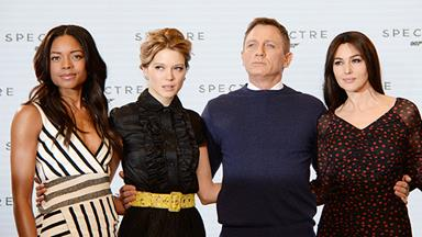 Is James Bond becoming a feminist?