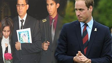 Prince William's touching letter to the family of royal prank nurse