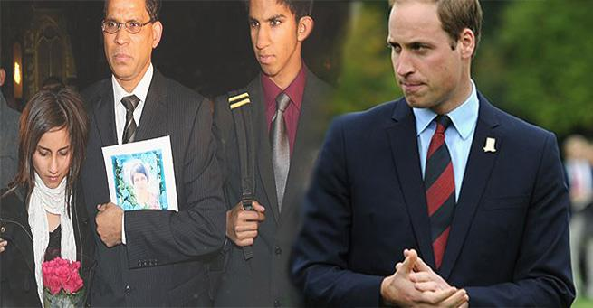 Prince William, Jacintha Saldanha