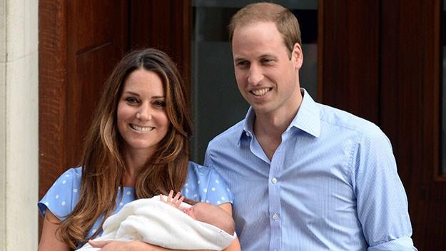 The tragedy stuck just before the birth of Prince George.