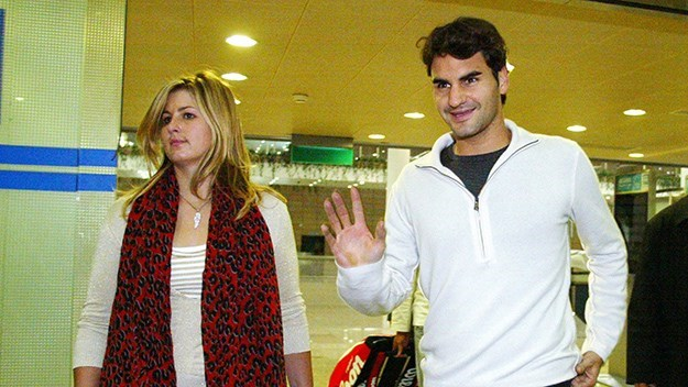 Roger and Mirka.