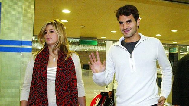 Roger and Mirka.