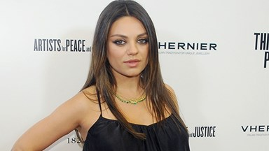 Mila Kunis reveals how she shed her post-pregnancy weight