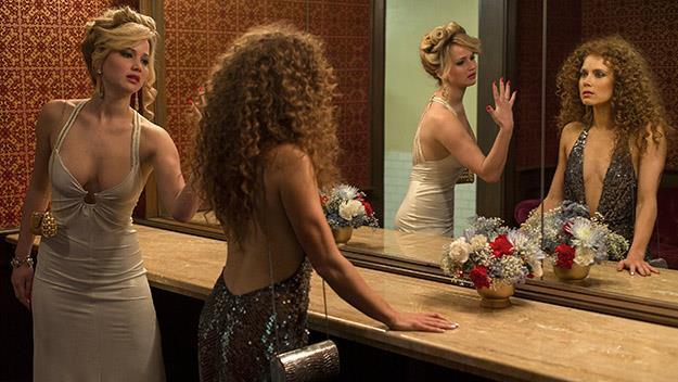 Jennifer Lawrence Amy Adams