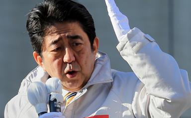Will the Japanese Prime Minister fix its country's gender problem?