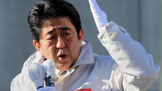 Shinzo Abe Womenomics