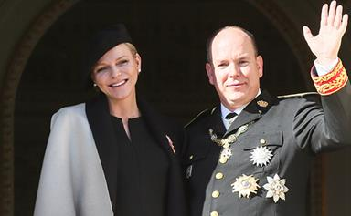 Princess Charlene speaks about the birth of the twins