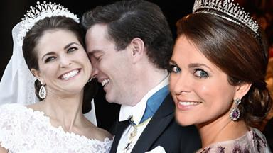 Princess Madeleine of Sweden pregnant again 10 months after giving birth