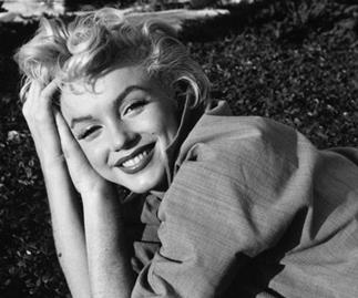 Icon Marilyn Monroe