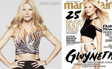 Gwyneth Paltrow explains her confusing 'conscious uncoupling'