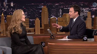 Jimmy Fallon could have dated Nicole Kidman