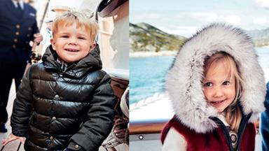 Princess Mary and Prince Frederik's twins Vincent and Josephine turn four