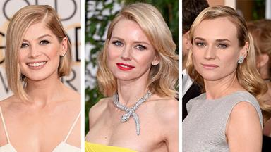 The best beauty looks from the Golden Globes 2015