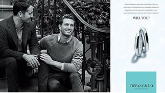 Tiffany and Co gay ad