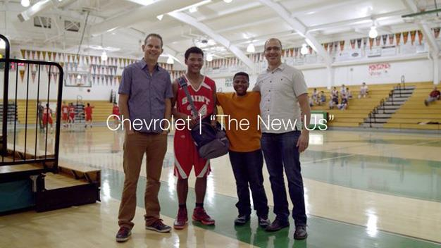 "**Chevrolet:** Chevrolet also made their debut during the opening ceremony of the 2014 Winter Olympics, in celebration of ""The New Us"" promotion, showcasing gay families in their car commercials."