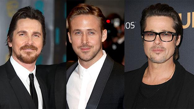 Brad Pitt, Ryan Gosling and Christian Bale set to star in the film adaption of best selling book