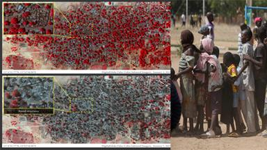 Horrifying images of Boko Harams massacre of over 2000 people in Nigeria that was hidden from the world