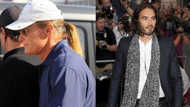 Russell Brand slams 'bullying' Bruce Jenner magazine cover