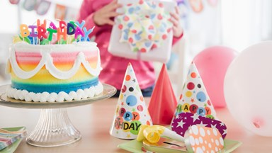 Five-year-old invoiced for missing birthday party