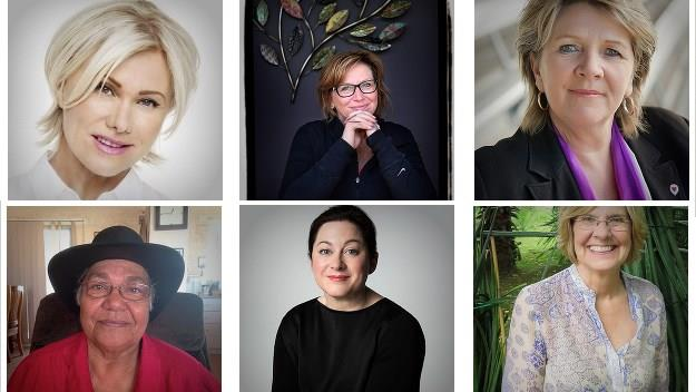 Women in Australian of The Year including Deborra-Lee Furness and Rosie Batty