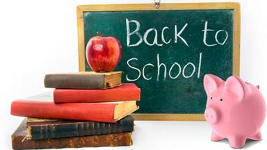 The disorganised mum's back-to-school checklist