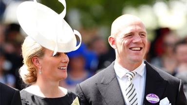 "Zara Phillips and Mike Tindall: ""we run our life"""