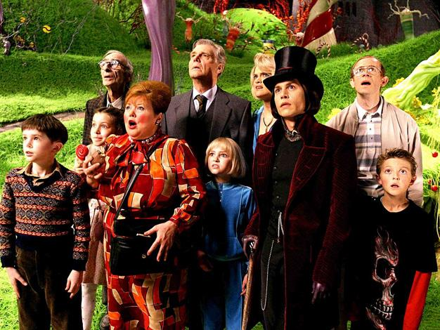 Charlie and the Chocolate factory (2005) was a remake of...