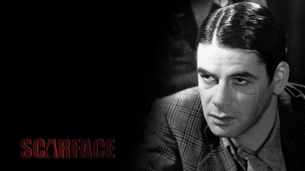 "Scareface from 1932 which is set in Chicago instead of Miami but (SPOILER ALERT!) still ends with both Scarface's dying while uttering their last words, ""The World is Yours."""
