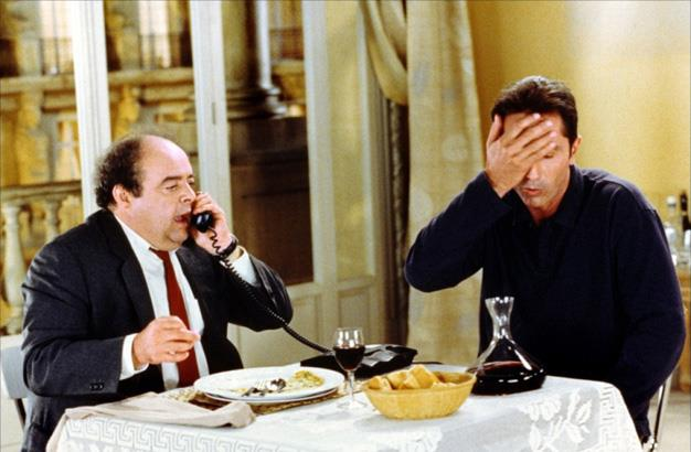 The 1998 French film Le Diner do Cons (Dinner of Fools).