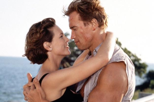Jamie Lee Curtis and Arnold Schwarzenegger's 1994 film True Lies was a remake of…