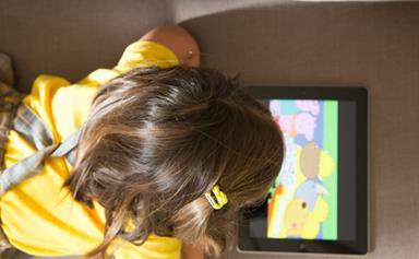 iPads affect children's development, study says