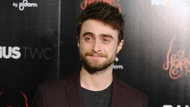 Daniel Radcliffe told he's not 'marketable' without his British accent