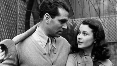 Laurence Olivier's smutty love letters to Vivien Leigh unveiled